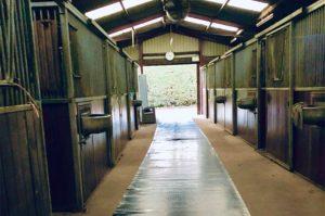 Monarch Indoor Stables Nottinghamshire